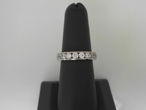 Just Perfect Sample Sample Rings- Not To Be Sold Directly To Customer Prices Vary