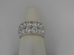 Sample Rings- Not To Be Sold Directly To Customer Misc: Prices Vary 10*4.3Mm 3.00Tw