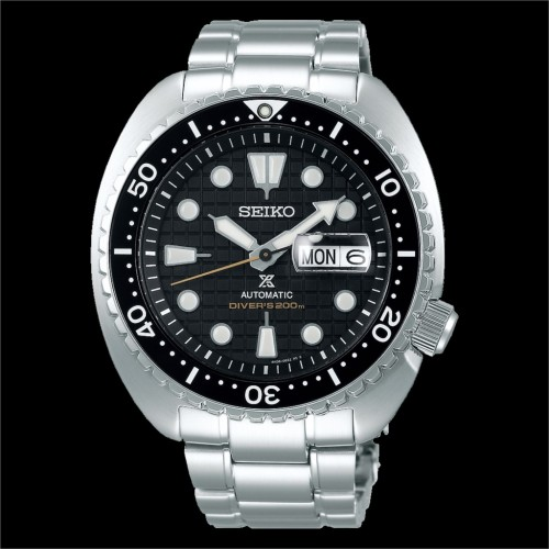 Seiko Luxe: Prospex Stainless Steel Diver's