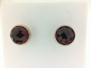 Sterling Silver Earrings  July / No Orders