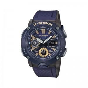 G Shock Digital Multi Function Watch Navy Resin