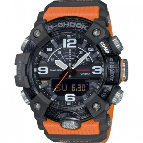 G Shock Digital Multi Function Watch Mud Master