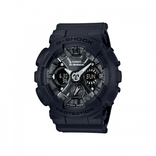 G-Shock Watch S Series/Step Tracker Metallic 3D Dial Resin