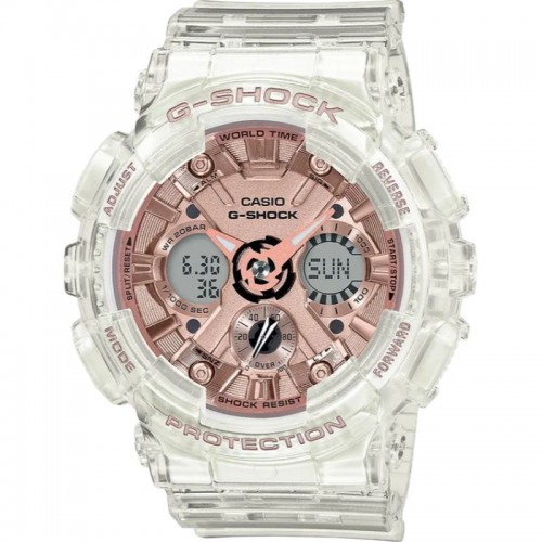 G-Shock Stainless Steel Digital Multi Function Watch