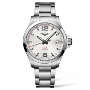 Conquest V.H.P. 41mm Stainless Steel