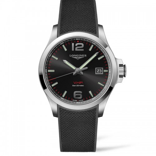 Conquest V.H.P. 43mm Stainless Steel