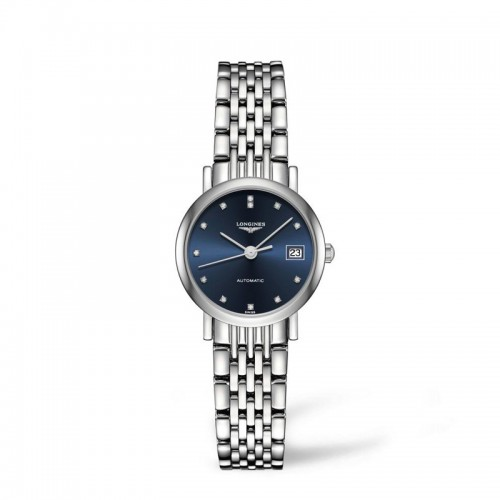The Longines Elegant Collection 25mm Blue Dial Automatic