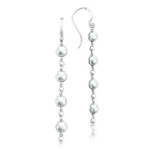 Dew Drop Line Earrings