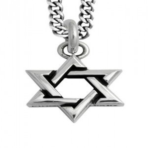 King Baby: Sterling Silver Chain Name: Star Of David Length: 24