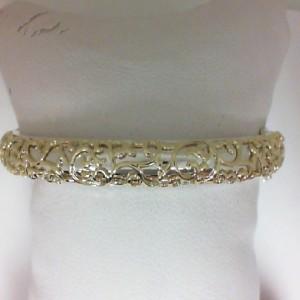 IVY LACE Sterling Silver & 18Ky Bracelet
