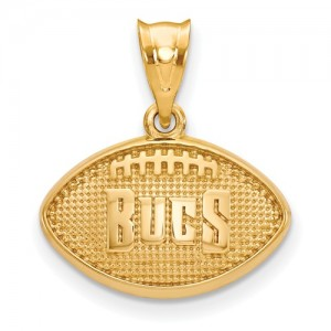 Yellow Yellow Gold Plate Pendant Charm Type: Ss/Gold Plate Tampa Bay Buccaneer Charm Chain Type: No Chain