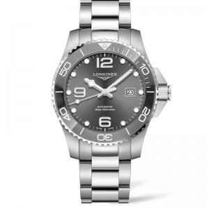 HydroConquest 43mm and ceramic Automatic Diving Watch