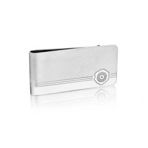Racing Lines Money Clip