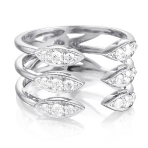 Triple Stacked Surfboard Ring