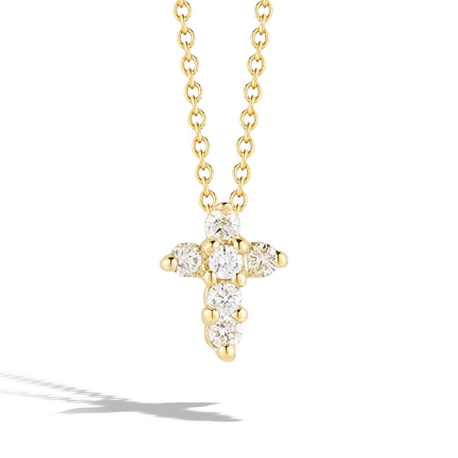 Roberto Coin: 18 Karat Yellow Gold  Diamond