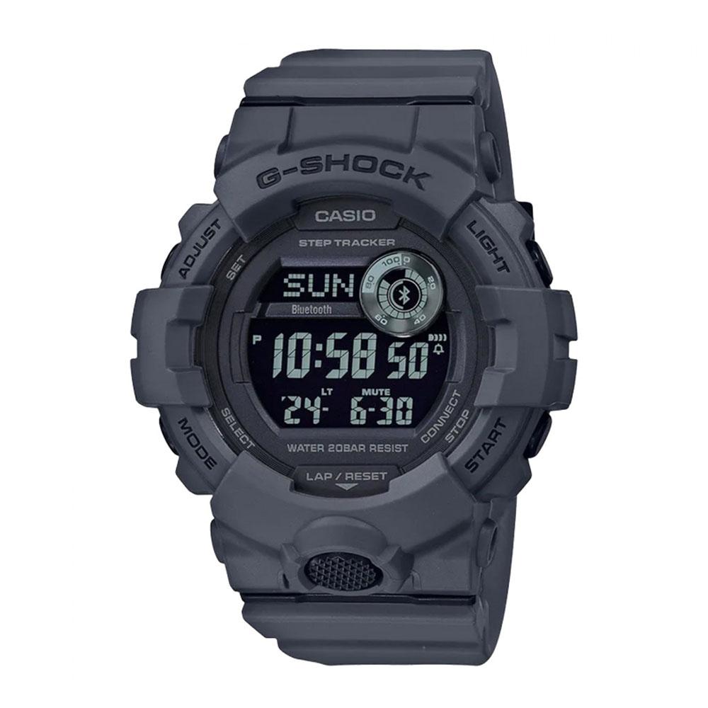 Casio G-Shock Bluetooth Gray Military Style Watch