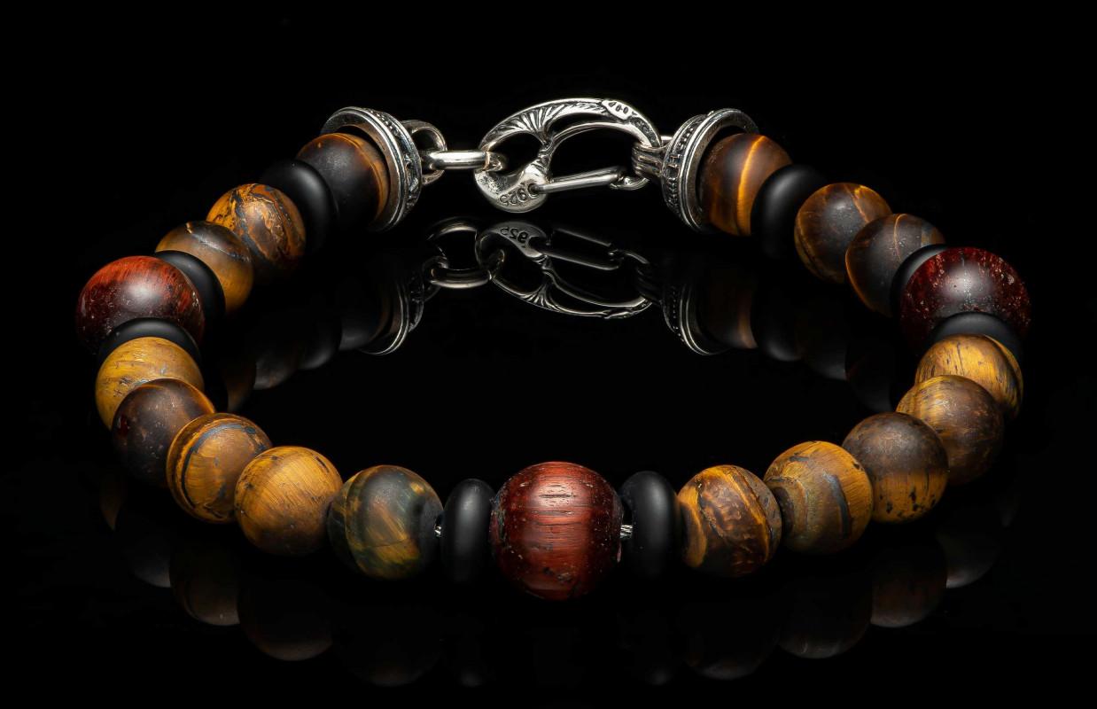 William Henry BB15 DRAGON FIRE Bracelet