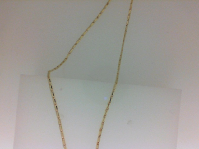 14 Karat Yellow Gold Luminchia Link Chain 20