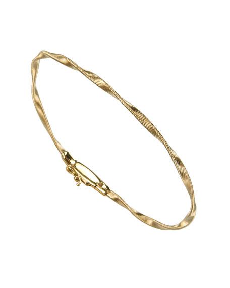 Marco Bicego: 18 Karat Yellow Gold Marrakech Bracelet