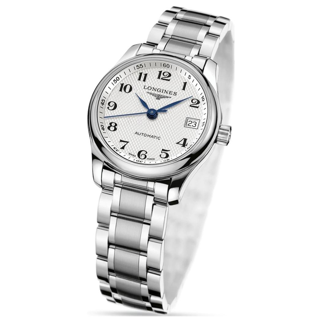 Longines Stainless Steel 25mm Master Collection Automatic Watch(L21284786)