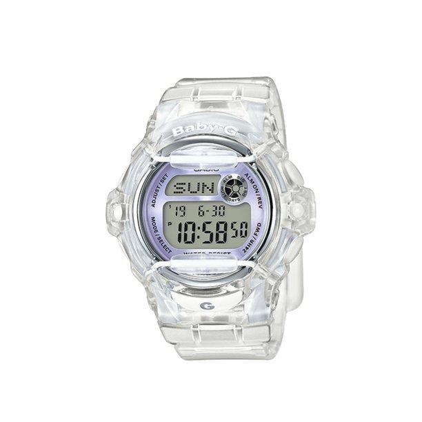 Casio Baby- G Semi-transparent 200M Sport Watch(BG-169R-7ECR)