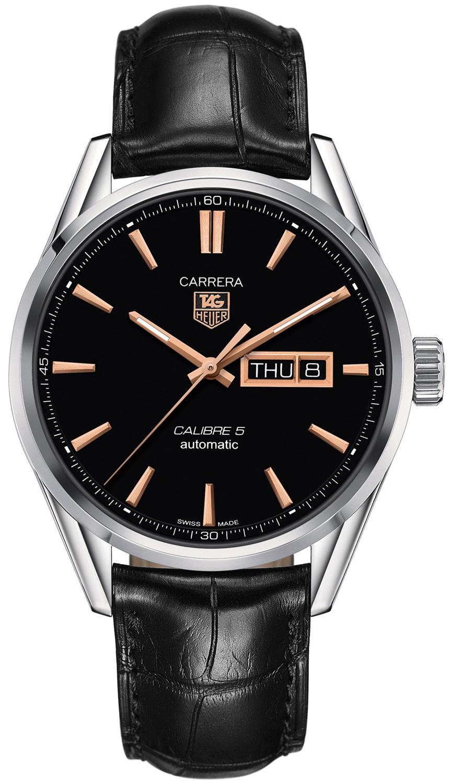 TAG Heuer CARRERA Calibre 5 Automatic Watch (WAR201C.FC6266)
