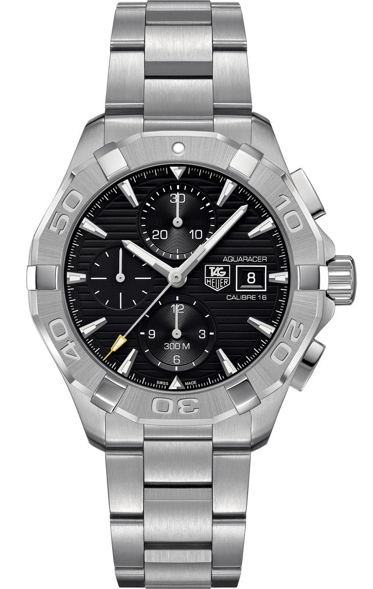 TAG Heuer AQUARACER Automatic  Chronograph Watch (CAY2110.BA0927)