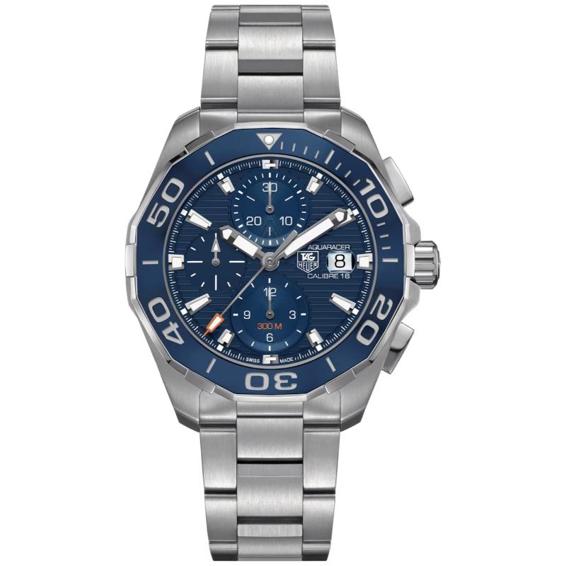 TAG Heuer AQUARACER Automatic Chronograph Watch (CAY211B.BA0927)