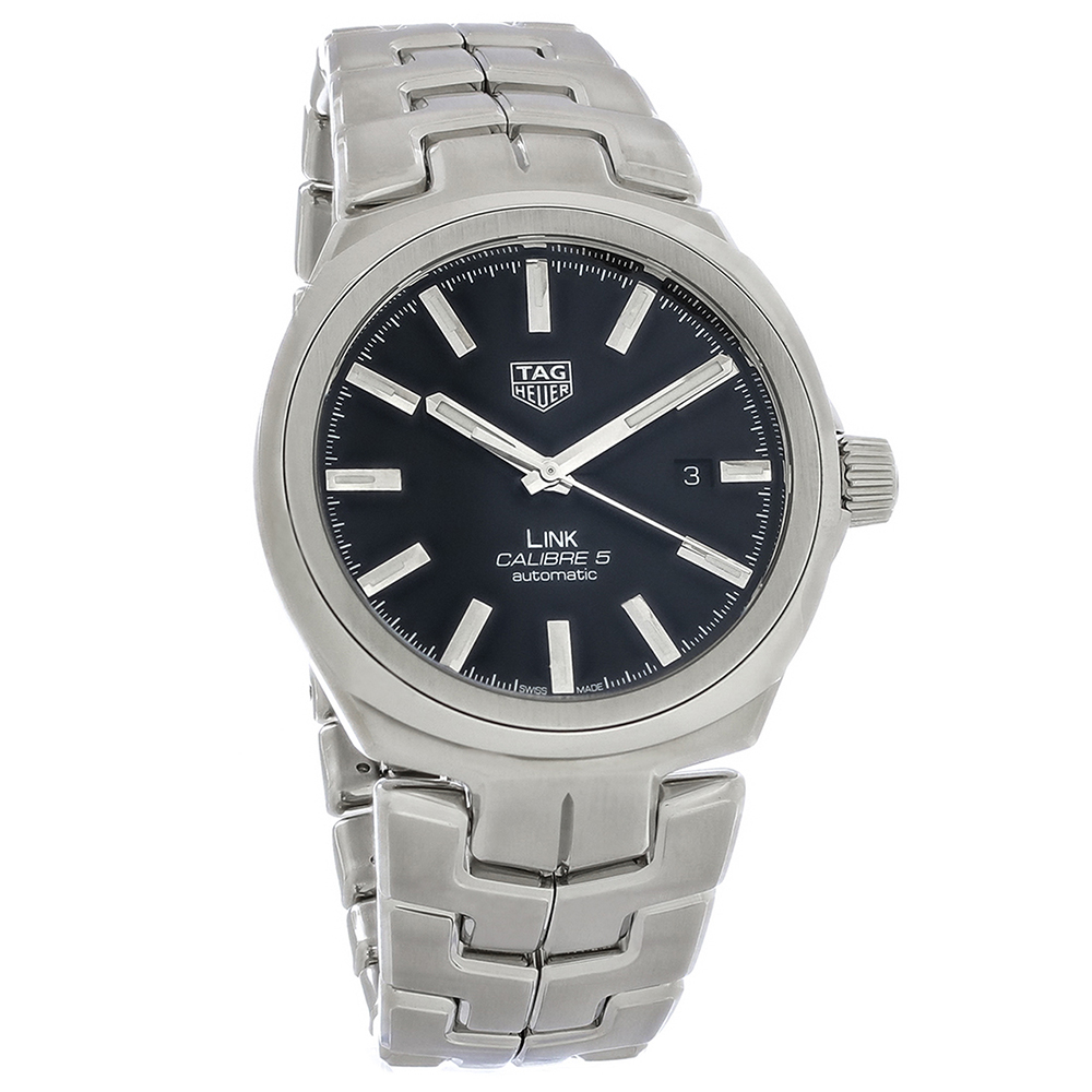 TAG Heuer LINK  Calibre 5 Automatic Watch (WBC2110.BA0603)