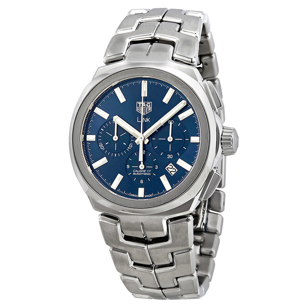 TAG Heuer LINK Automatic Chronograph Watch (CBC2112.BA0603)