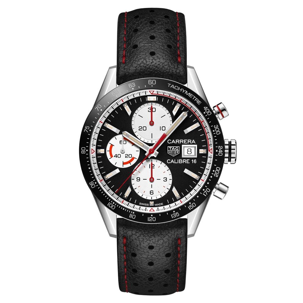 TAG Heuer CARRERA Automatic Chronograph Watch (CV201AP.FC6429)