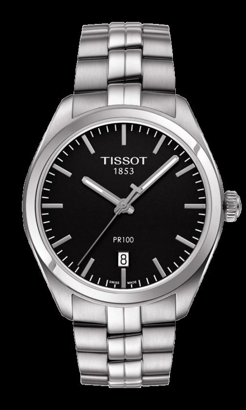 Tissot PR 100 Stainless Steel Quartz (T101.410.11.051.00)