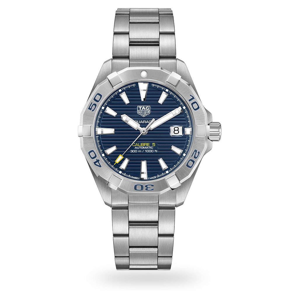 TAG Heuer AQUARACER Calibre 5 Automatic Watch (WBD2112.BA0928)
