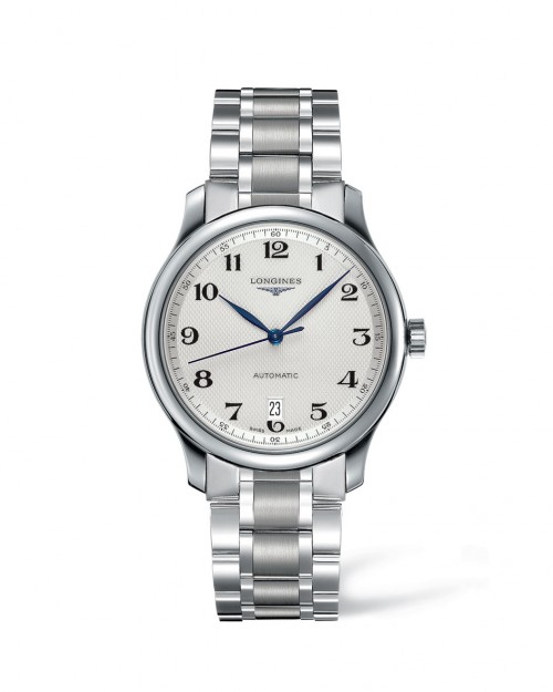 Longines Stainless Steel 38mm Master Collection Automatic Watch(L26284786)