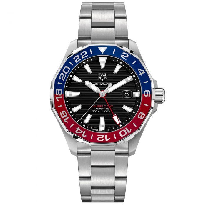 TAG Heuer AQUARACER GMT Automatic Watch (WAY201F.BA0927)