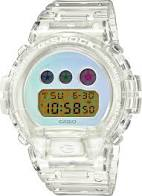 G Shock: White Resin Digital Multi Function Watch Clasp: Tang Buckle Dial Color: White