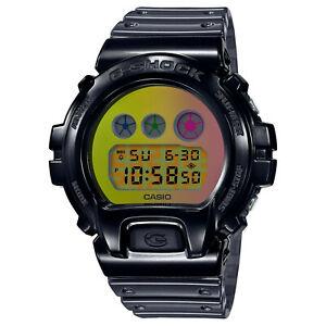 G Shock: Black Resin Digital Multi Function Watch Clasp: Tang Buckle Dial Color: Black