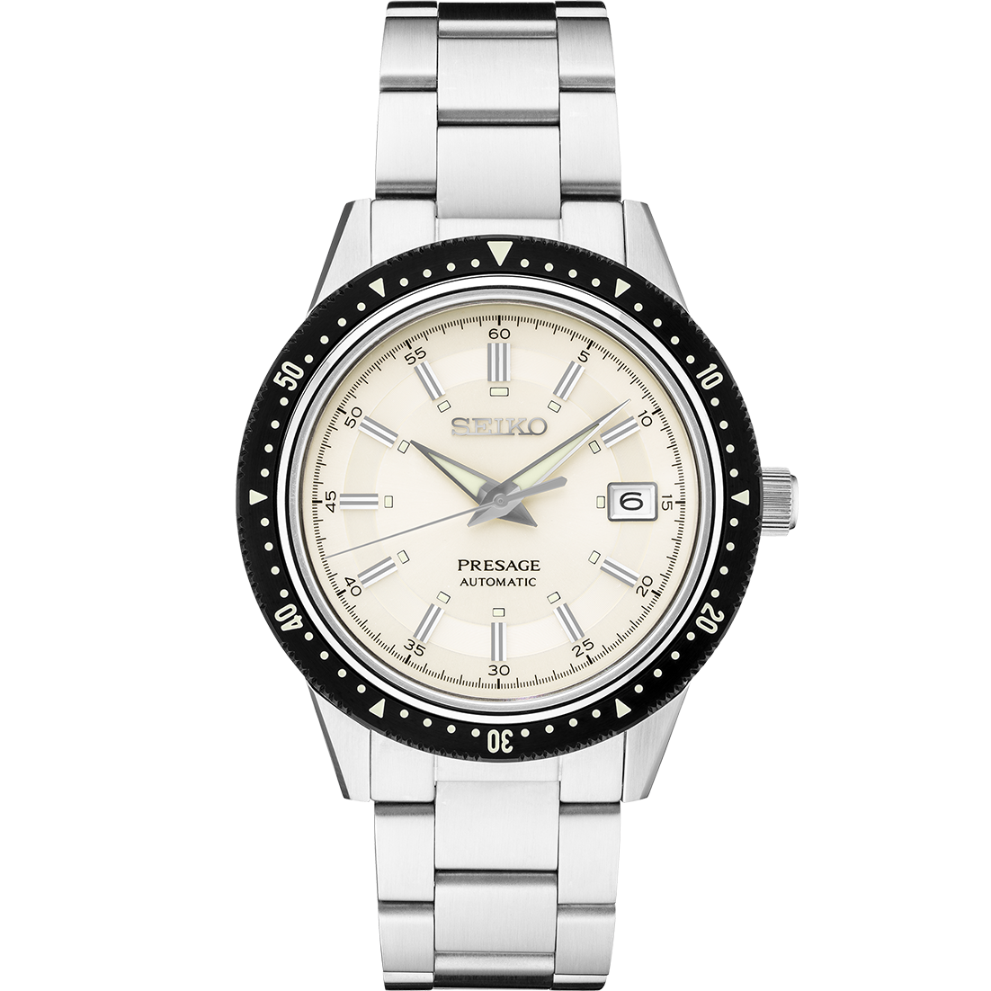 Seiko Presage Limited Edition Stainless Steel  Automatic Watch (SPB127)