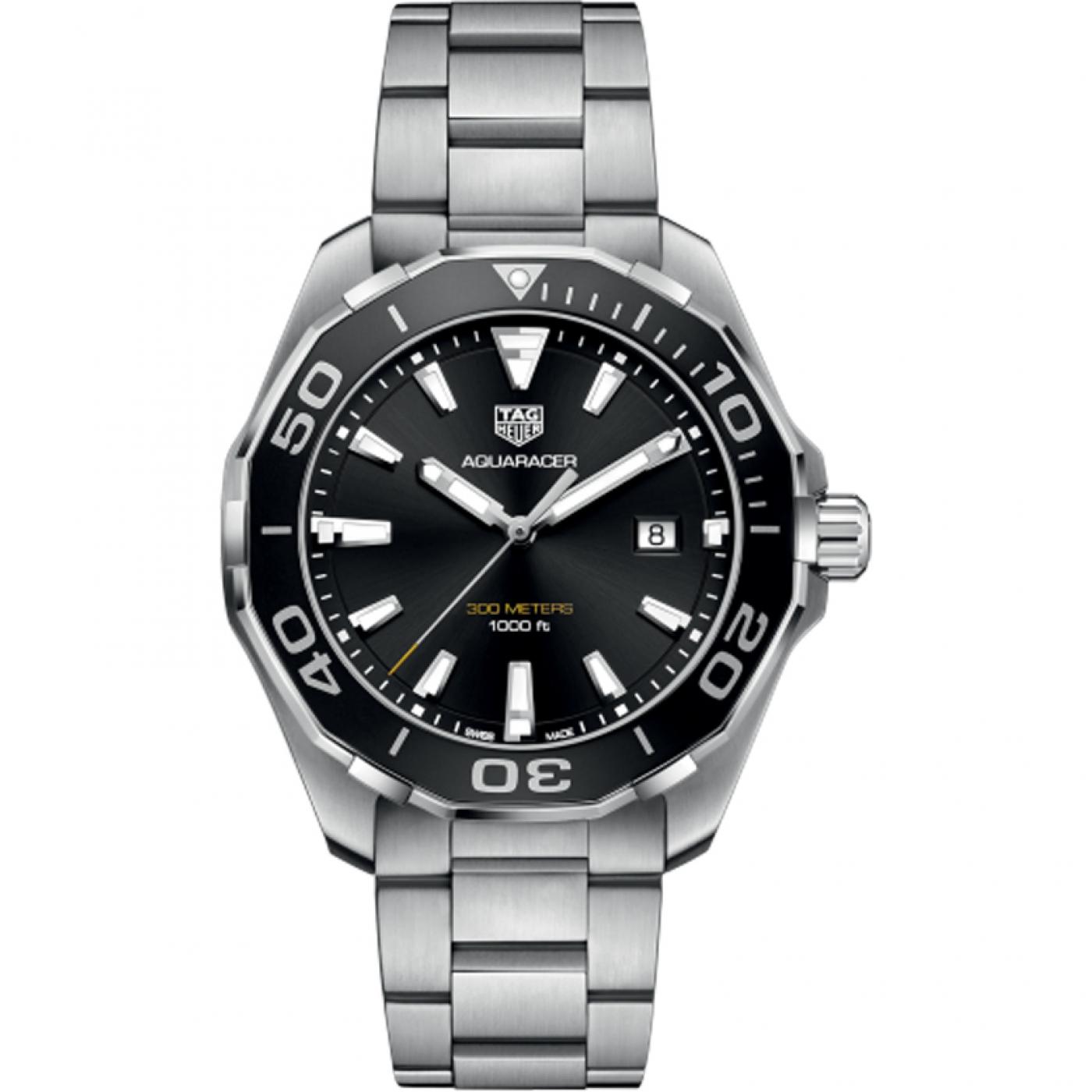 TAG Heuer AQUARACER Quartz Watch (WAY101A.BA0746)