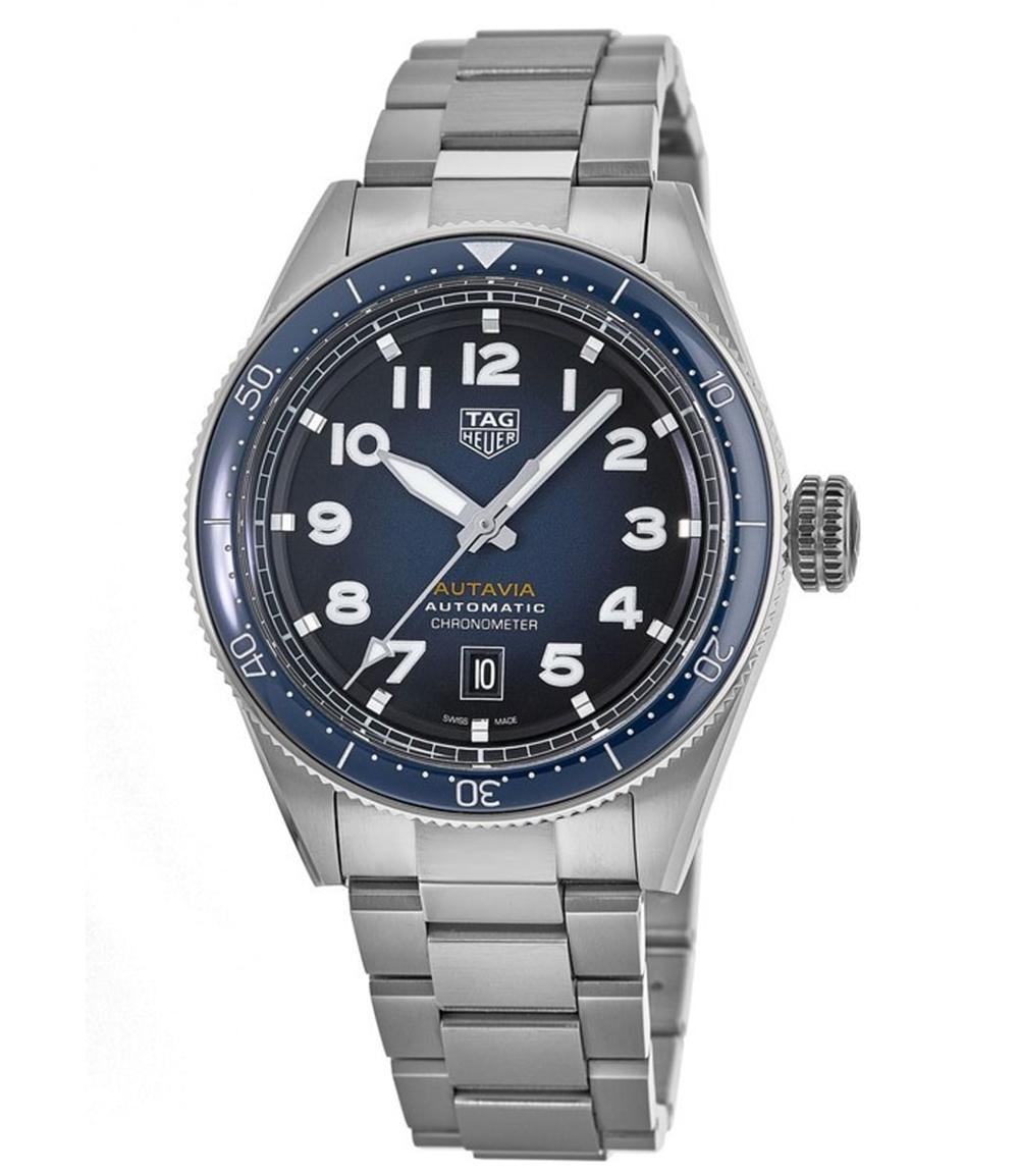 TAG Heuer AUTAVIA  CALIBRE 5 Automatic Watch COSC (WBE5116.EB0173)