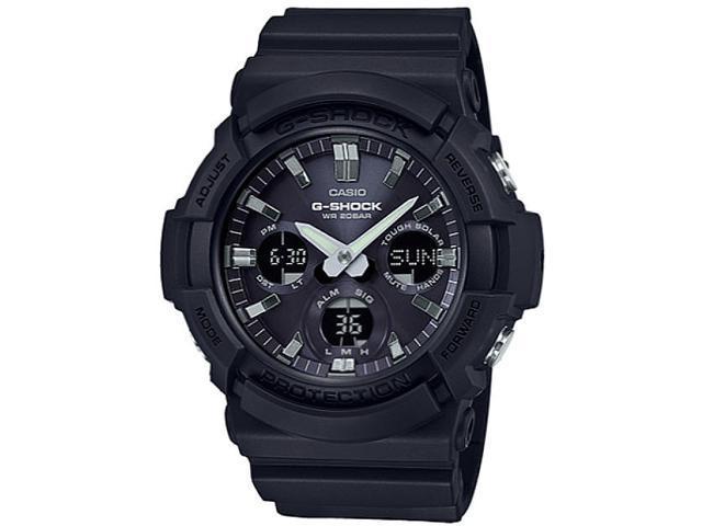Casio G-Shock Digital Analog Solar Power Watch(GAS100B-1A)