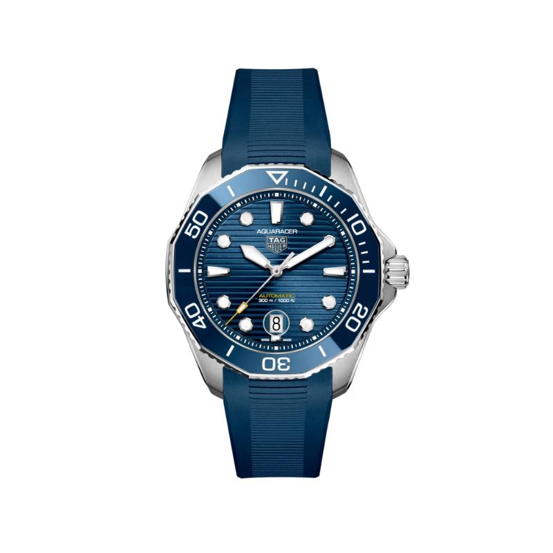 TAG Heuer AQUARACER Professional 300 Calibre 5 Automatic Watch (WBP201B.FT6198)