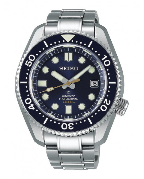 Seiko Propsex Stainless Steel 300M Automatic Diver Watch (SLA023)