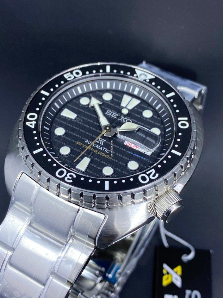 Seiko Prospex Stainless Steel Diver's