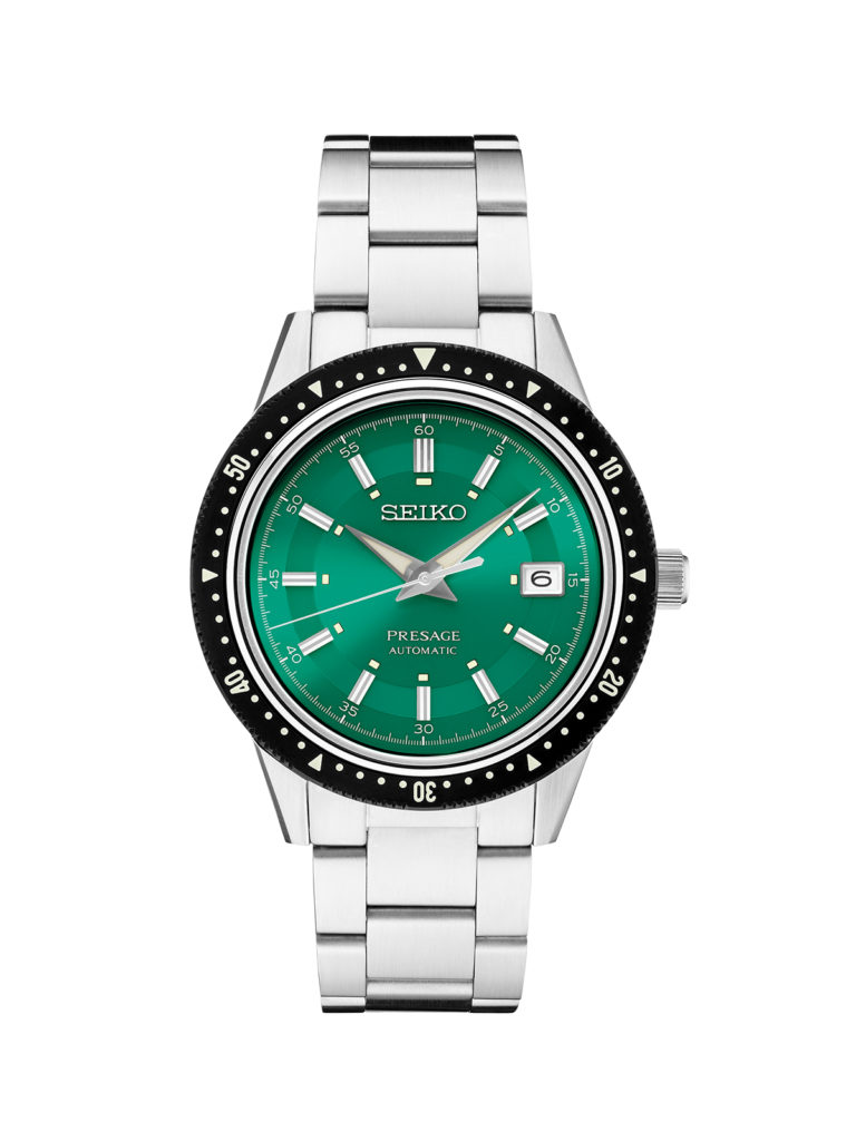 Seiko Presage Limited Edition Stainless Steel Automatic Watch (SPB129)