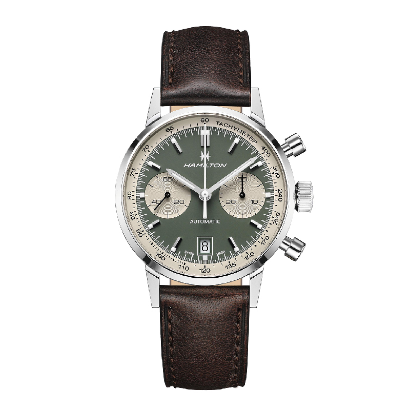 Hamilton American Classic Intra-Matic Automatic Chronograph 40mm