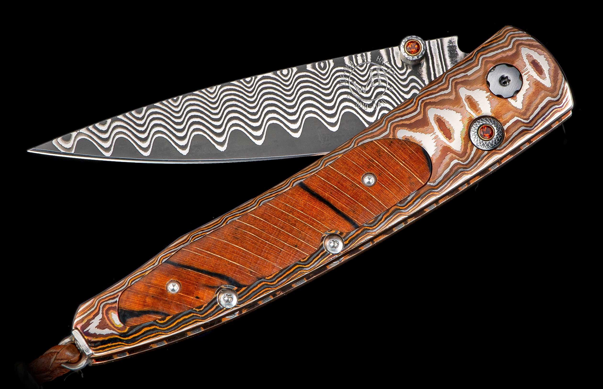William Henry B10 Taos Knife
