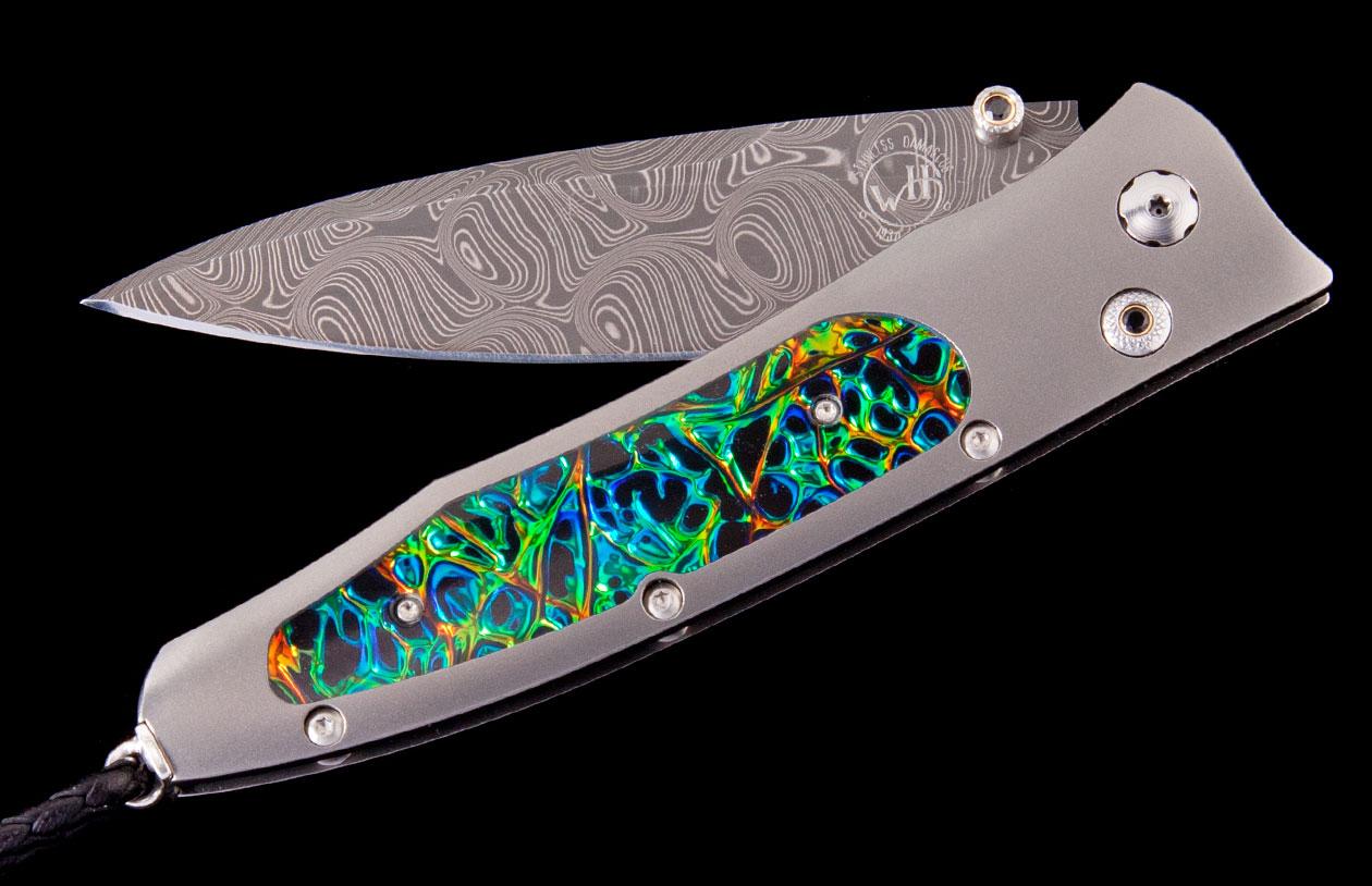 WILLIAM HENRY BLUE NOTE B30 KNIFE