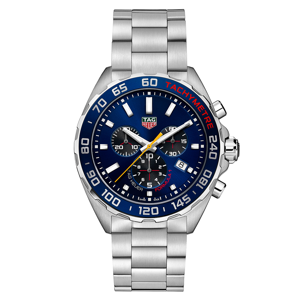 TAG Heuer Formula 1 Aston Martin Red Bull Racing Special Edition