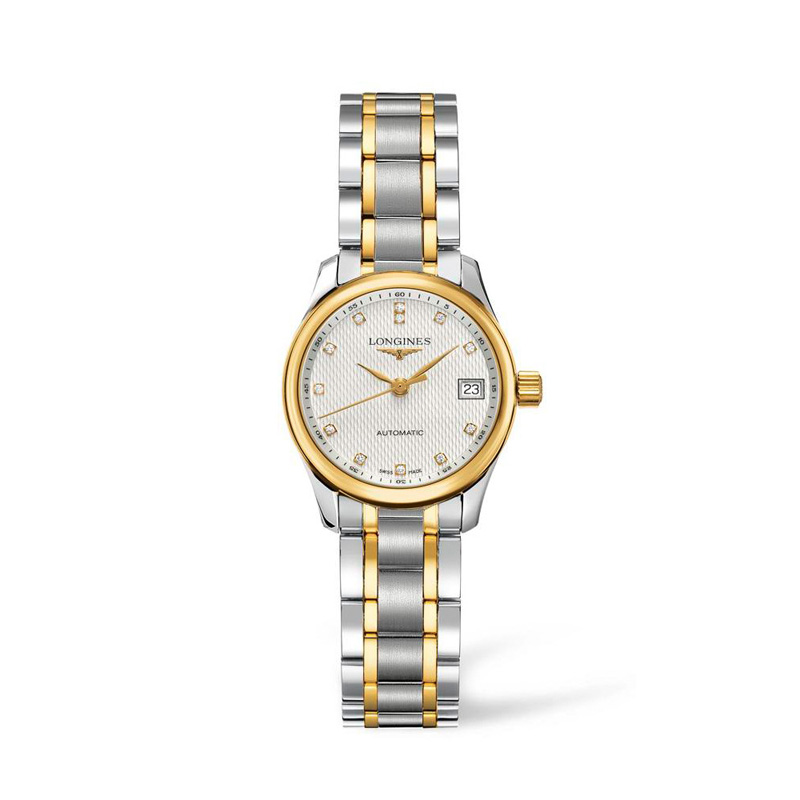 The Longines Master Collection 25mm Stainless Steel/Gold 18K Automatic